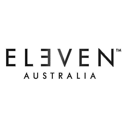 Eleven black logo